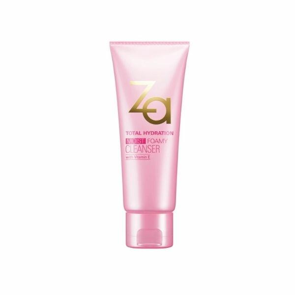 Za肌Q水潤洗面乳(保濕型)100g