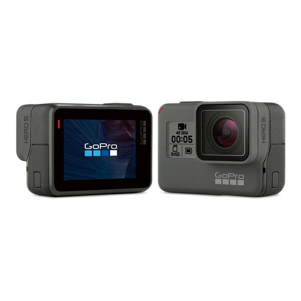 ◎相機專家◎送原電+漂浮手把GoProHERO5Black極限攝影防水CHDHX-501公司貨