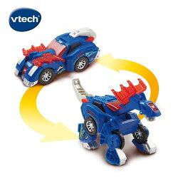 Vtech 聲光變形恐龍車-阿馬加龍-艾伯納