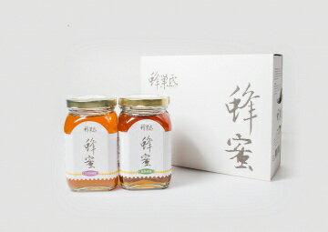 蜂巢氏 嚴選認證玉荷包蜂蜜 350g*1罐