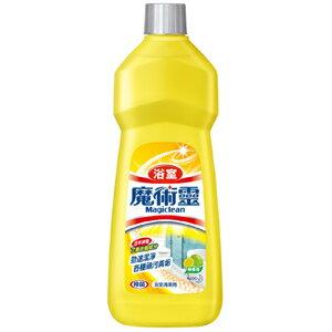 花王 魔術靈 浴室 清潔劑(經濟瓶)-檸檬香 500ml 0
