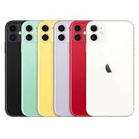 IPHONE 11 128G(黑/白/紅/黃/紫/綠)【預購】-- 依訂單順序陸續出貨【愛買】 0