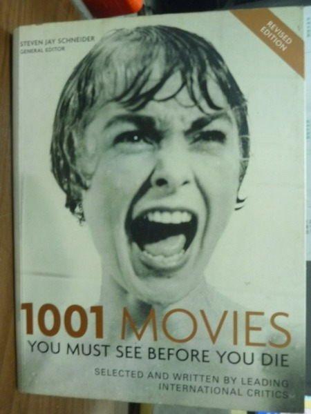 ~書寶 書T9/原文書_PPN~1001 Movies_Steven Jay Schnei