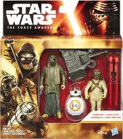 星際大戰 玩具與公仔推薦到(卡司 正版盒損)孩之寶 Star Wars 星際大戰 3.75吋 R2-D2 R2 D2 + 盜匪就在卡司玩具推薦星際大戰 玩具與公仔