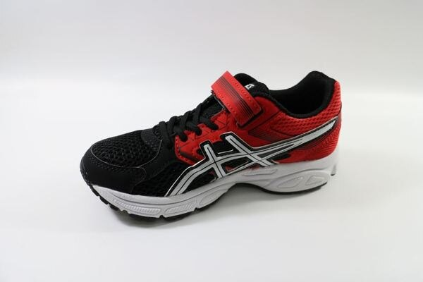 ASICS亞瑟士兒童慢跑鞋PRECONTEND3PSC564N-9001[陽光樂活]