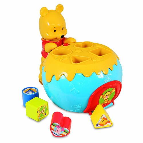 【Disney 品牌授權系列】迪士尼嬰兒~維尼形狀蜂蜜罐 WF54986