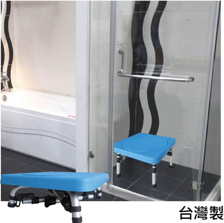 洗澡椅 - 折疊式旋轉洗澡椅 銀髮族用品 可360度旋轉 台灣製