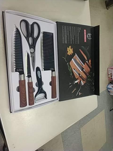 廚房料理必備 五件式廚房料理組 Y1800970004