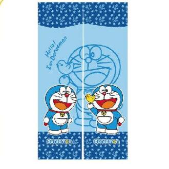哆啦A夢小叮噹門簾暖簾掛簾小雞608028
