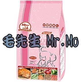 Mobby 莫比 幼貓懷孕貓 1.5kg 雞肉米