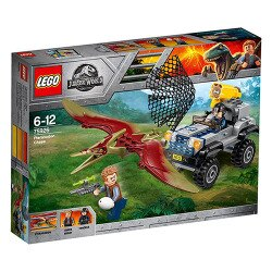 樂高積木 LEGO《 LT 75926》Jurassic World 侏儸紀世界系列 > Pteranodon Chase