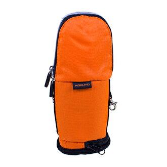【KOKUYO】 critz多功能直立式筆袋-小(桔色) PC008-YR