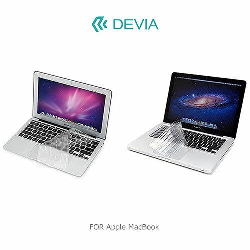 【愛瘋潮】DEVIA Apple MacBook 12 吋 鍵盤保護膜
