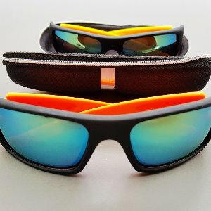 美麗大街【106092106】時尚休閒風運動眼鏡抗UV400