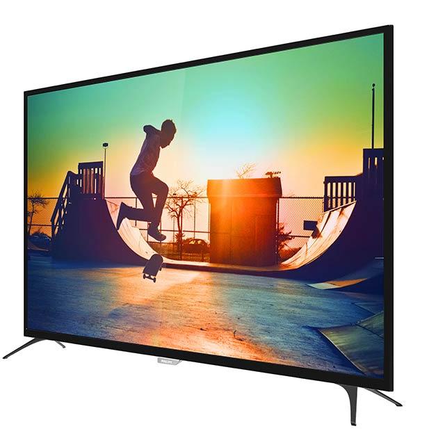 ★送飛利浦快充組合包★PHILIPS飛利浦 43吋4K UHD連網液晶顯示器+視訊盒43PUH6002 2