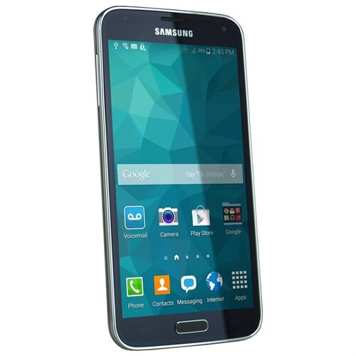 Samsung Galaxy S5, Black - FreedomPop w/ 100% Free Mobile Phone Service 1