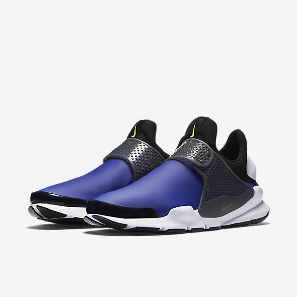 《限時特價↘7折免運》Nike Sock Dart SE 男鞋 女鞋 慢跑 休閒 襪套 限量 防水 藍 紫 黑 【運動世界】 911404-400