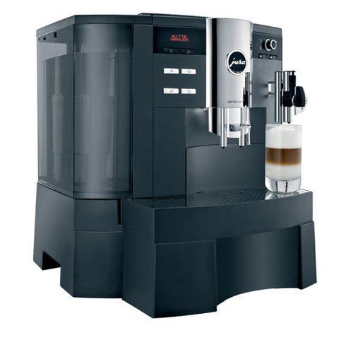 IMPRESSA XS90單鍵式卡布基諾咖啡機