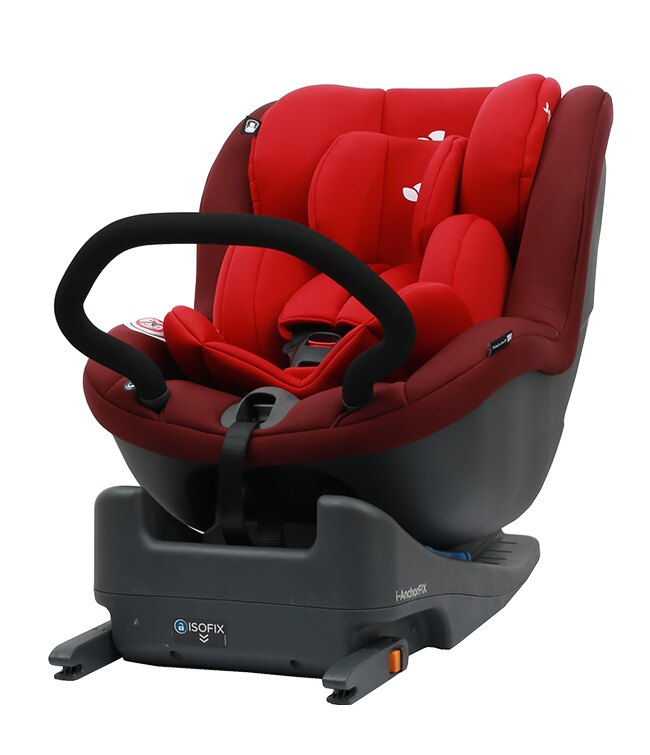 ★衛立兒生活館★奇哥 Joie ISOFIX 兒童安全汽座(安全座椅) 0-4歲-紅