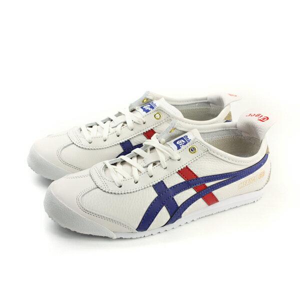 Onitsuka Tiger MEXICO 66 運動鞋 白色 男女鞋 D507L-0152 no256