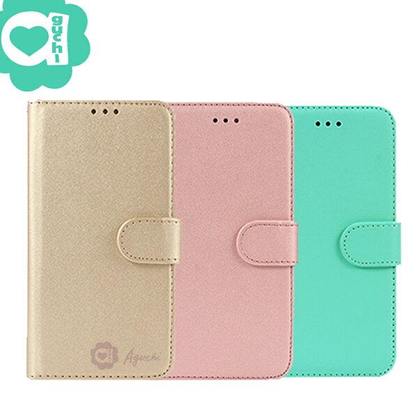 SamsungGalaxyS9柔軟羊紋殼套二合一可分離式兩用皮套側掀磁扣TPU內殼完整包覆手機殼保護套-金粉綠