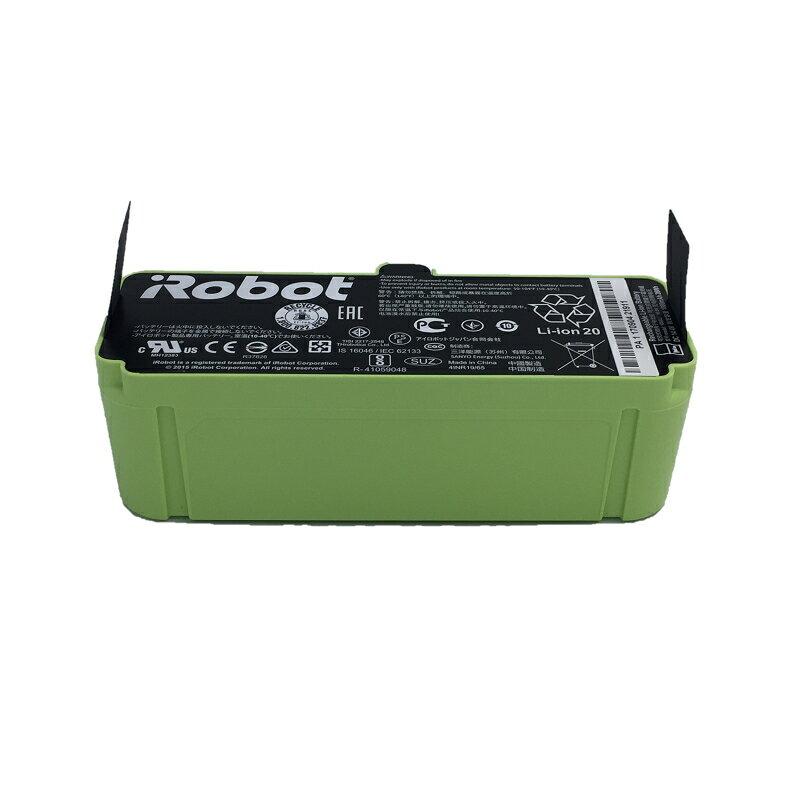 [網購退回拆封未使用新品] iRobot Roomba 原廠鋰電池 適用 500 600 700 800 900 系列所有機種