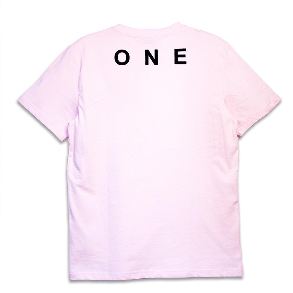 STAGEONE ONE SHOT TEE 黑色 / 粉紅色 兩色 3