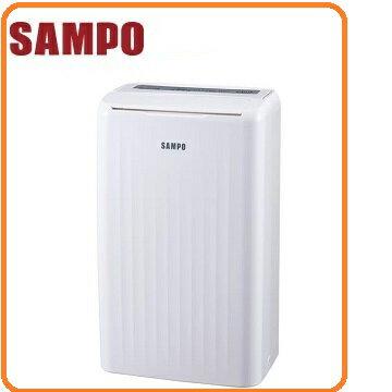 【2018.3全新微電腦控制面板】SAMPO 聲寶 AD-WA712T 6L微電腦空氣清淨除濕機