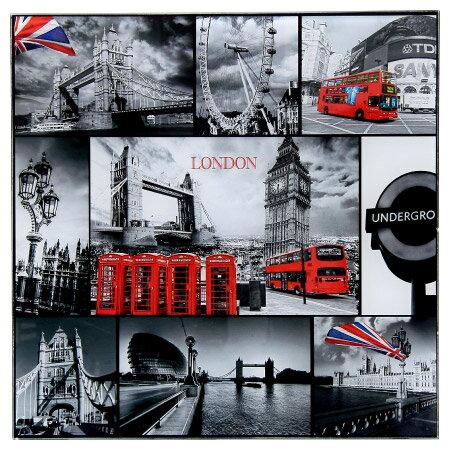 玻璃壁畫 LONDON 14AV101GP NITORI宜得利家居