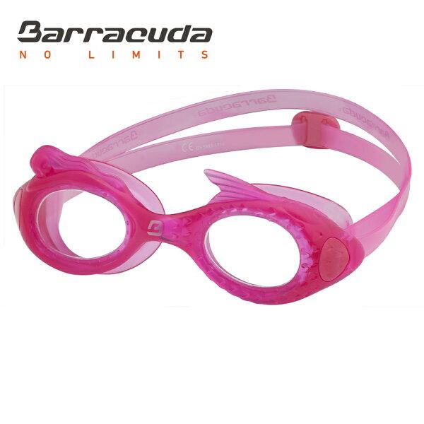 Barracuda1976:美國Barracuda巴洛酷達littlemermaid#13220兒童防霧泳鏡-小美人魚