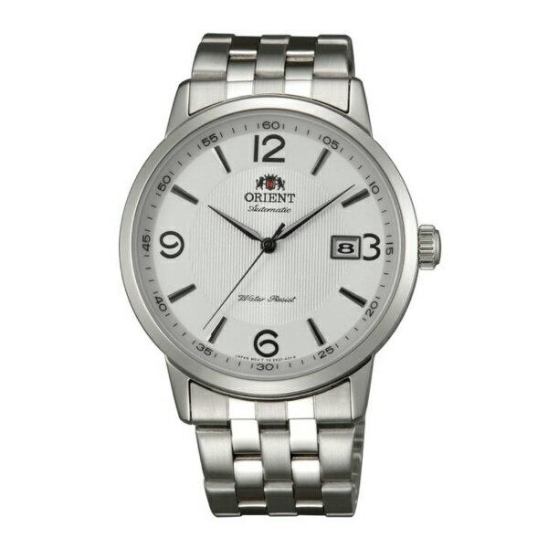 Orient 東方錶^(FER2700CW^) 簡約機械腕錶 白面41mm