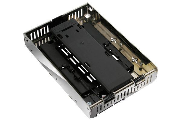 """[良基電腦] ICY DOCK EZConvert Air MB382SP-3B 2.5"""" 轉 3.5""""SATA SSD & HDD 轉接盒 / 安裝套件 [天天3C]"""