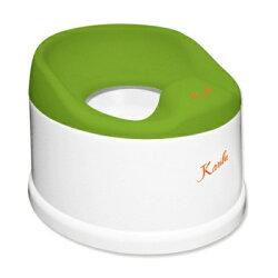 【麗嬰房】Karibu 凱俐寶 Potty 2.0 板凳學習馬桶 (綠)