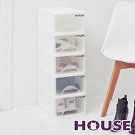 【nicegoods】全家人鞋盒(5層)(收納櫃 抽屜櫃 衣櫃 塑膠 整理箱)