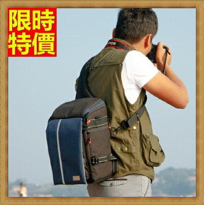 相機包  攝影後背包-安全防盜多功能專業雙肩攝影包71a18【獨家進口】【米蘭精品】