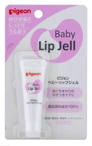 貝親 PIGEON 嬰兒護唇膏(7g)★衛立兒生活館★ - 限時優惠好康折扣