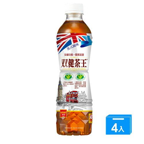 愛之味雙健茶王540ml*4入/組【愛買】