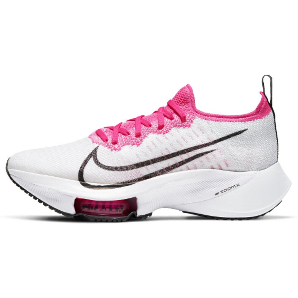 【全館滿額88折】Nike AIR ZOOM TEMPO NEXT% FK 女鞋 慢跑 競速 訓練 緩震 白粉【運動世界】CI9924-102