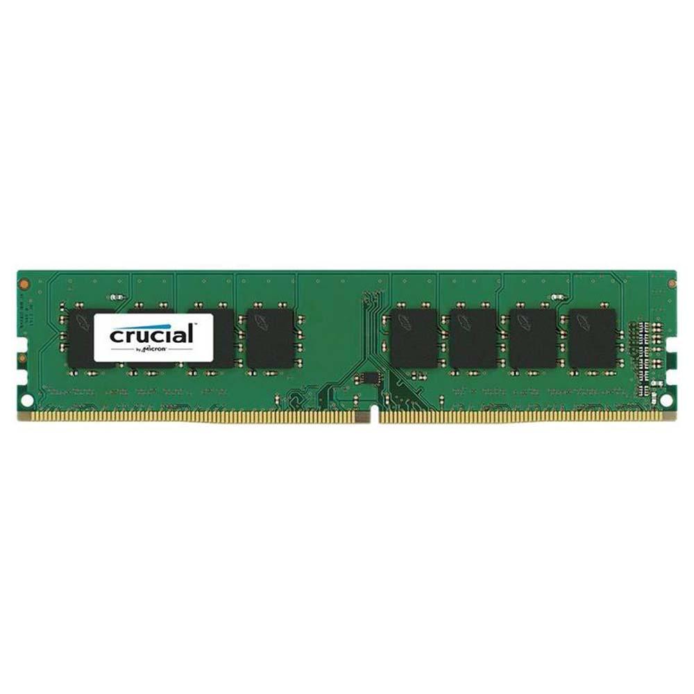 【滿3千15%回饋】美光 Micron Crucial DDR4 2400 4GB 4G /D4/2400 桌上型 RAM 記憶體