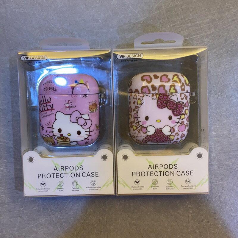 Kitty airpods 1/2通用耳機保護套  現貨