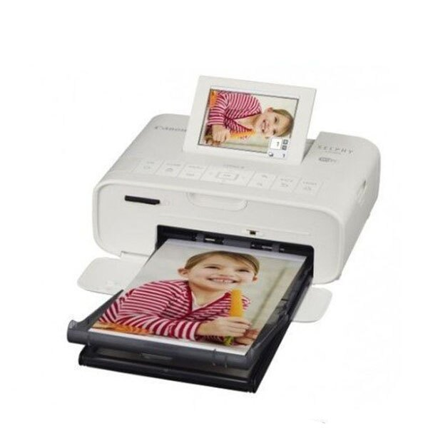 CANON SELPHY CP1300 白色 行動相片印表機  台灣佳能公司貨 內含54張相紙