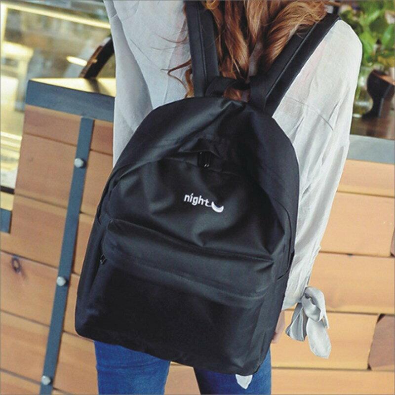 【限時特價】甜心小舖?日月星辰後背包?韓版背包 書包 旅行包 休閒包 包包