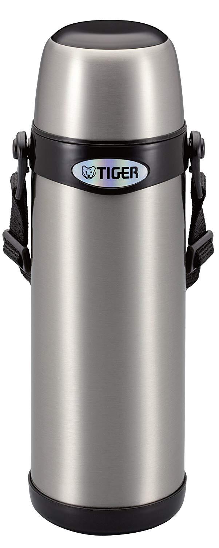 ★杰米家電☆(預購)(來電享優惠)【虎牌】不鏽鋼經典背帶式保溫保冷瓶-1.0L MBI-A100