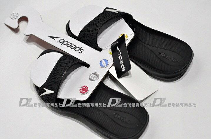 【登瑞體育】SPEEDO 女款休閒拖鞋 SD8091883503
