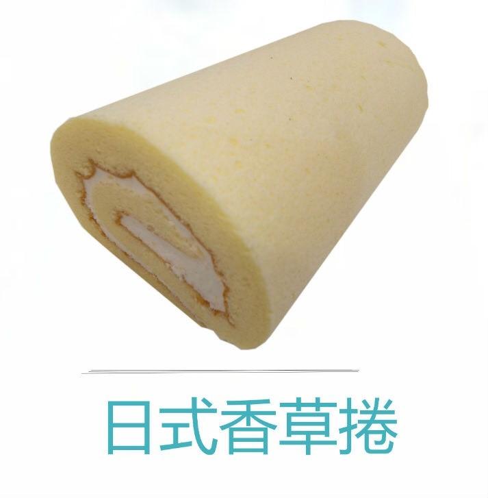 長條蛋糕(日式香草捲蛋糕) 1入 蛋糕/甜點/下午茶/彌月蛋糕
