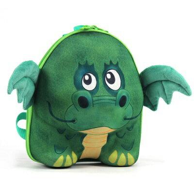 德國okiedog 兒童3D動物造型後背包-龍