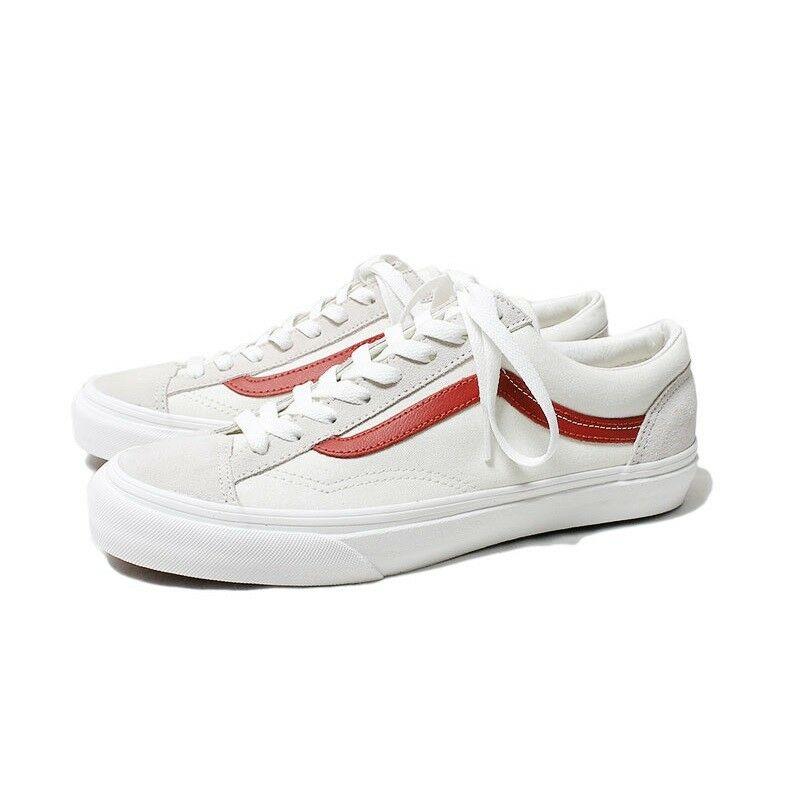 帝安諾-實體店面  Vans style36 decon 帆布鞋 情侶鞋 低筒 板鞋 綠線 紫線 黃線 藍線 紅線►超取399免運