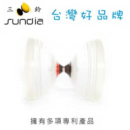 SUNDIA 三鈴 炫風三培鈴系列 SH.3B.CC炫三透白 / 個