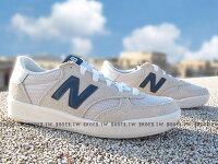 New Balance 美國慢跑鞋/跑步鞋推薦《下殺6折》Shoestw【WRT300RV】NEW BALANCE NB300 復古休閒鞋 米白色 藍N 麂皮 女生