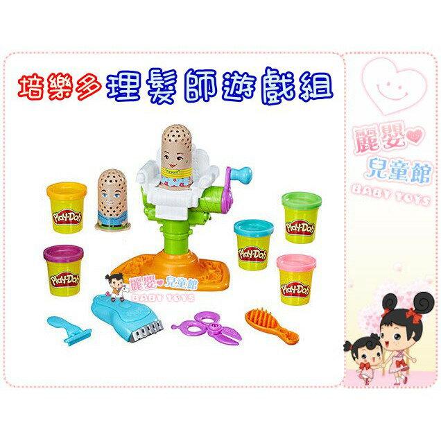 麗嬰兒童玩具館~培樂多Play-Doh創意DIY黏土-理髮師遊戲組.附電動推髮器 5